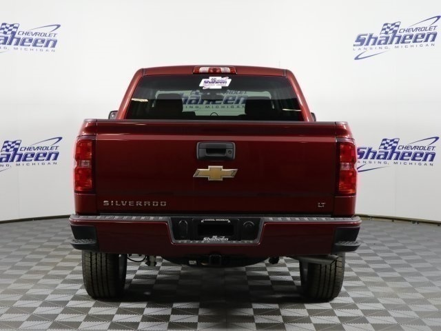 2018 Silverado 1500 Crew Cab 4x4, Pickup #73334 - photo 10