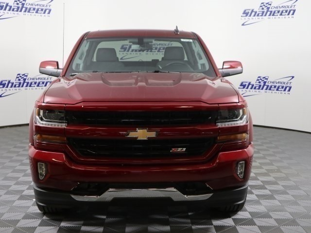 2018 Silverado 1500 Crew Cab 4x4, Pickup #73334 - photo 5