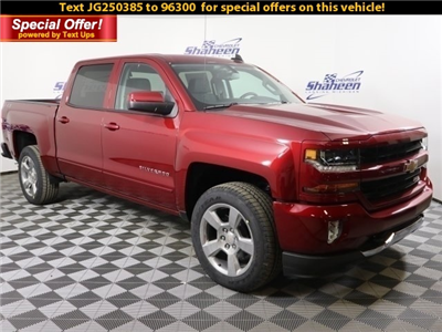 2018 Silverado 1500 Crew Cab 4x4, Pickup #73334 - photo 31