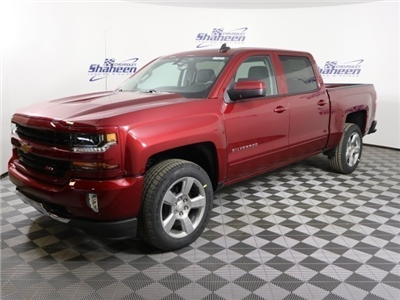 2018 Silverado 1500 Crew Cab 4x4, Pickup #73334 - photo 3