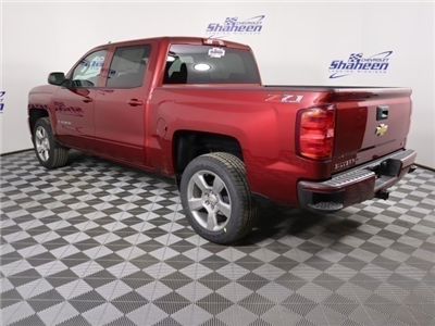 2018 Silverado 1500 Crew Cab 4x4, Pickup #73334 - photo 4