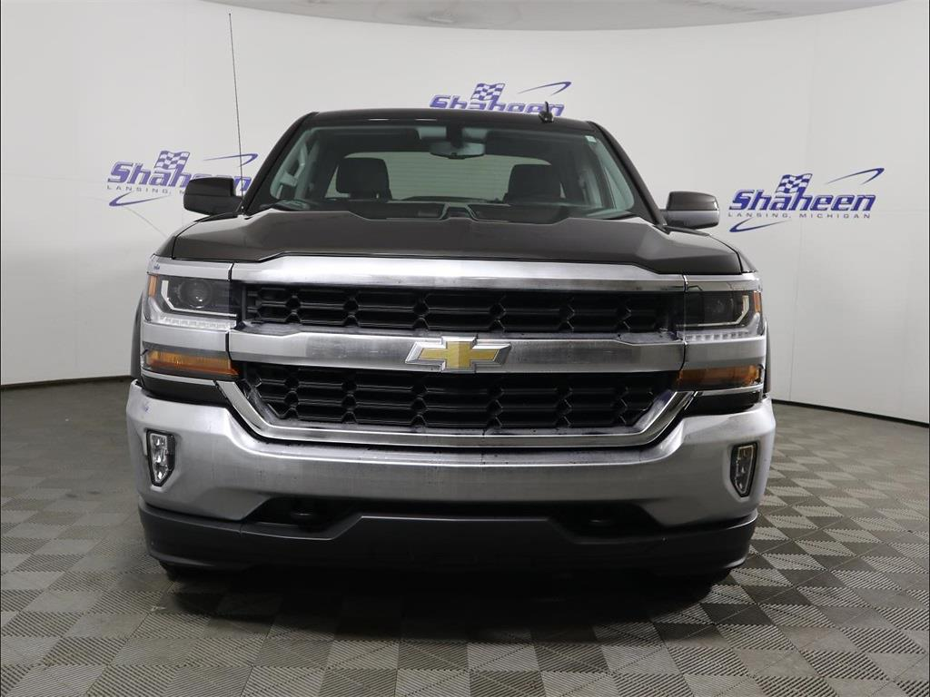 2018 Silverado 1500 Extended Cab 4x4 Pickup #73397 - photo 4