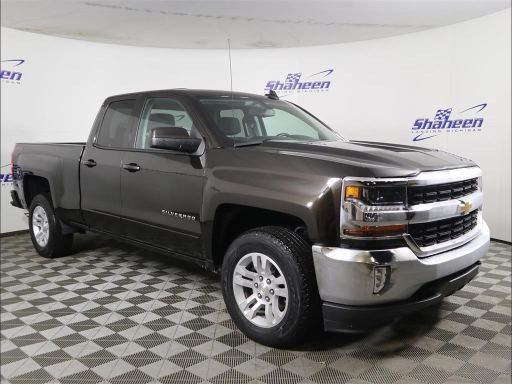 2018 Silverado 1500 Extended Cab 4x4 Pickup #73397 - photo 5