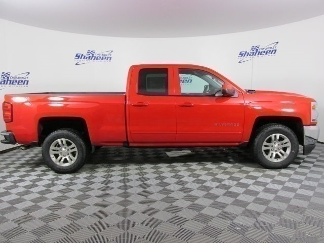 2018 Silverado 1500 Double Cab 4x4, Pickup #73508 - photo 7