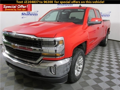 2018 Silverado 1500 Double Cab 4x4, Pickup #73508 - photo 1