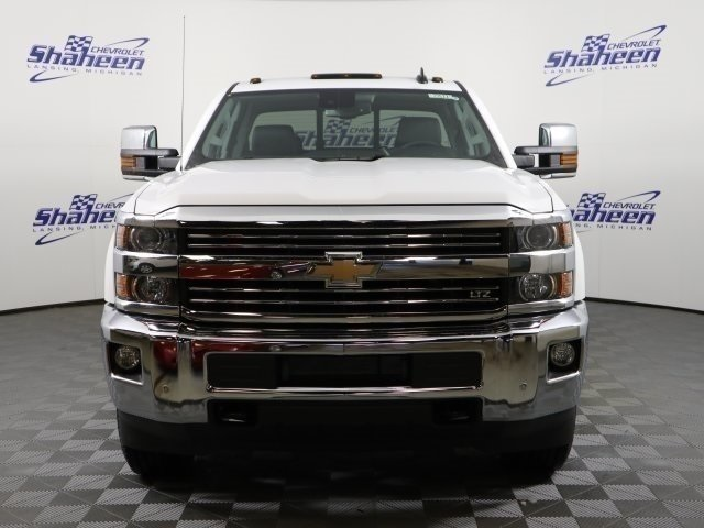 2018 Silverado 2500 Double Cab 4x2,  Pickup #73522 - photo 7