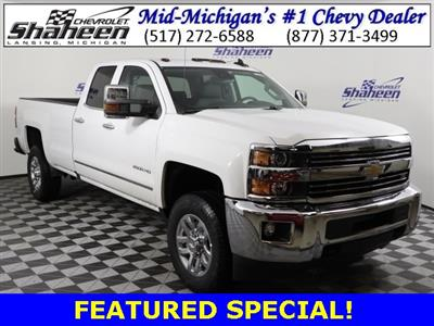 2018 Silverado 2500 Double Cab 4x2,  Pickup #73522 - photo 1