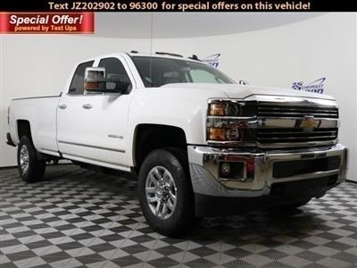2018 Silverado 2500 Double Cab 4x2,  Pickup #73522 - photo 3
