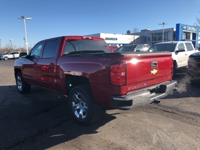 2018 Silverado 1500 Crew Cab 4x4, Pickup #73547 - photo 2