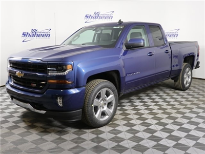 2018 Silverado 1500 Double Cab 4x4, Pickup #73797 - photo 1