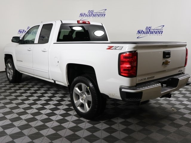 2018 Silverado 1500 Double Cab 4x4, Pickup #73804 - photo 4