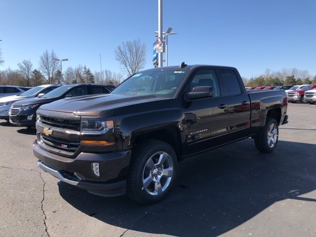 2018 Silverado 1500 Double Cab 4x4, Pickup #73832 - photo 1