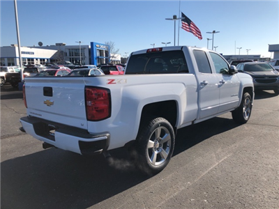 2018 Silverado 1500 Double Cab 4x4, Pickup #73875 - photo 5