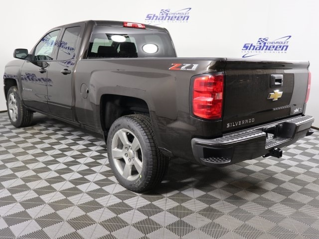 2018 Silverado 1500 Double Cab 4x4, Pickup #73966 - photo 4