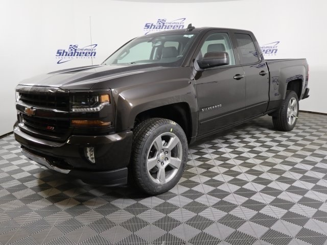 2018 Silverado 1500 Double Cab 4x4, Pickup #73966 - photo 1