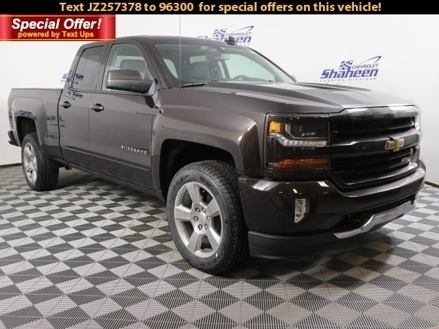 2018 Silverado 1500 Double Cab 4x4, Pickup #73966 - photo 38