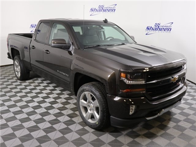 2018 Silverado 1500 Double Cab 4x4, Pickup #73966 - photo 5