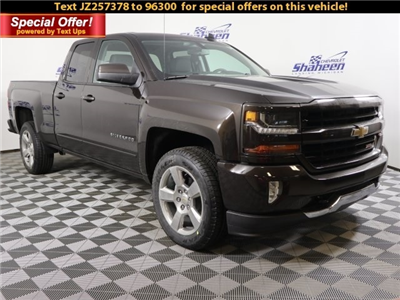 2018 Silverado 1500 Double Cab 4x4, Pickup #73966 - photo 40