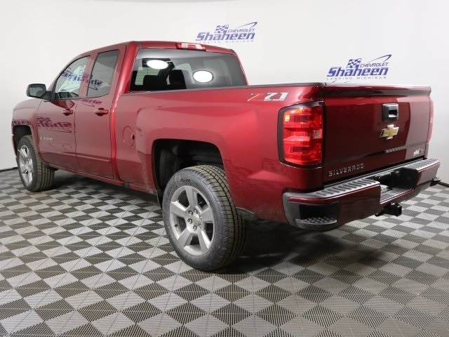 2018 Silverado 1500 Double Cab 4x4, Pickup #73998 - photo 4
