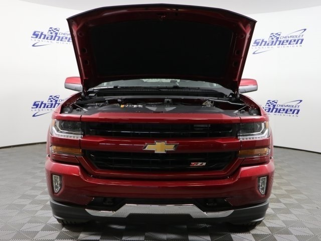 2018 Silverado 1500 Double Cab 4x4, Pickup #73998 - photo 9