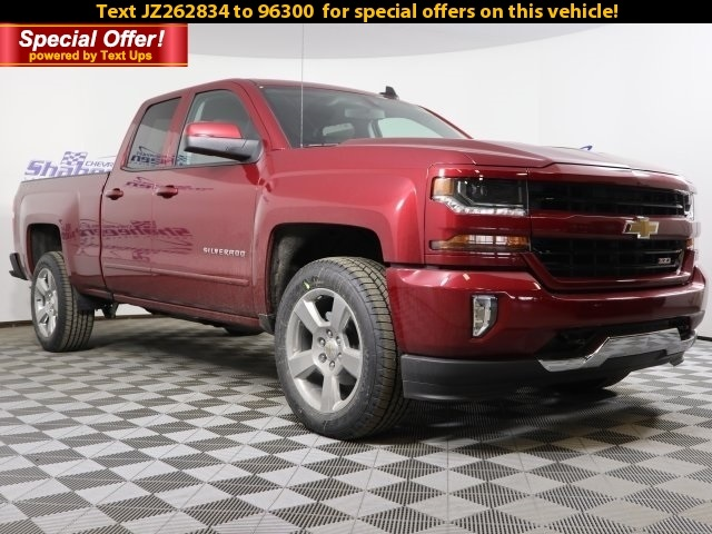 2018 Silverado 1500 Double Cab 4x4, Pickup #73998 - photo 5