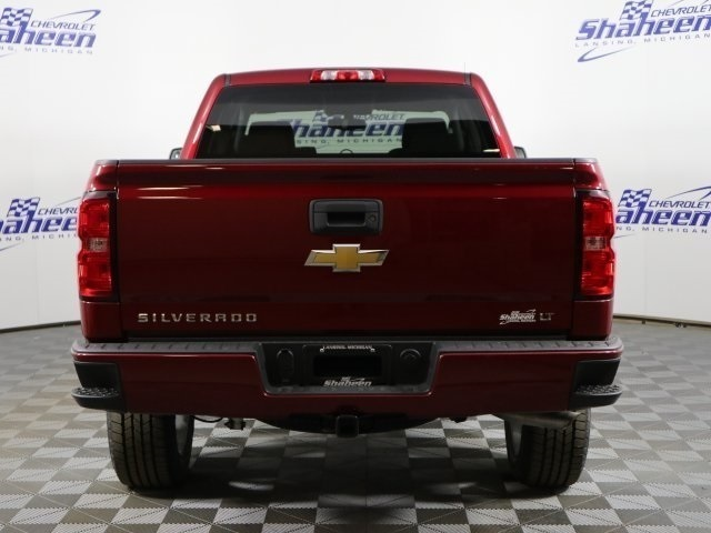 2018 Silverado 1500 Double Cab 4x4, Pickup #73998 - photo 15