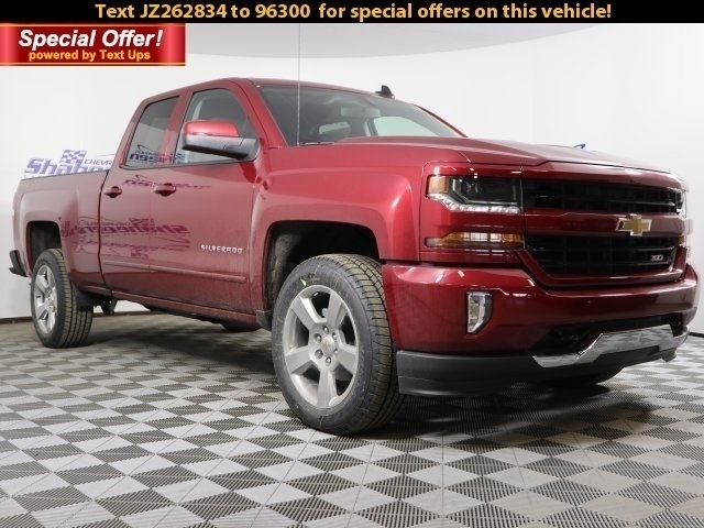 2018 Silverado 1500 Double Cab 4x4, Pickup #73998 - photo 47