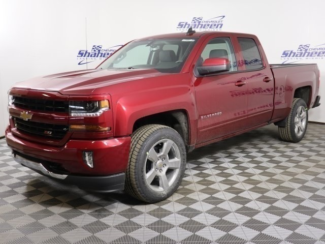 2018 Silverado 1500 Double Cab 4x4, Pickup #73998 - photo 1