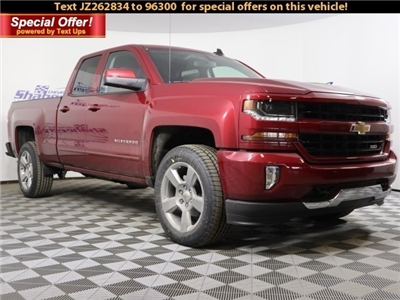 2018 Silverado 1500 Double Cab 4x4, Pickup #73998 - photo 46