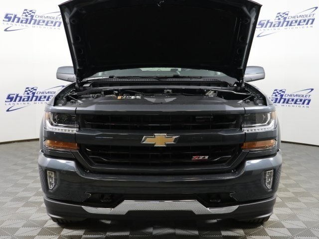 2018 Silverado 1500 Double Cab 4x4, Pickup #74019 - photo 7