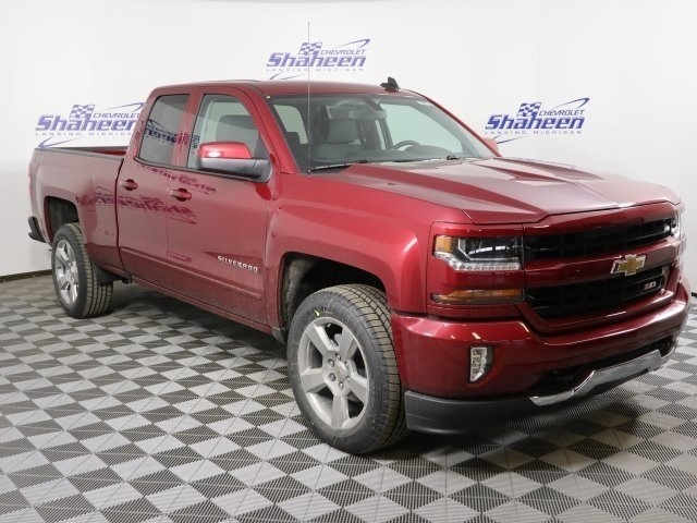 2018 Silverado 1500 Double Cab 4x4, Pickup #74024 - photo 3