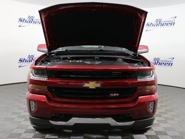 2018 Silverado 1500 Double Cab 4x4, Pickup #74024 - photo 5