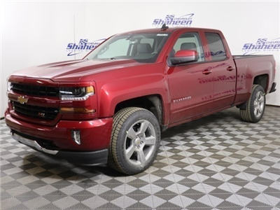2018 Silverado 1500 Double Cab 4x4, Pickup #74024 - photo 1