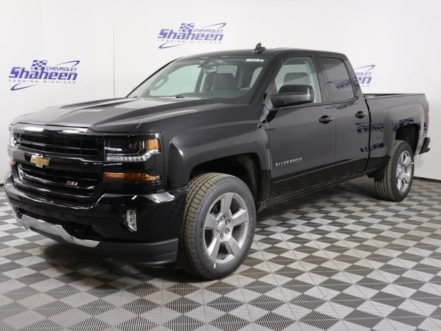 2018 Silverado 1500 Double Cab 4x4, Pickup #74049 - photo 1
