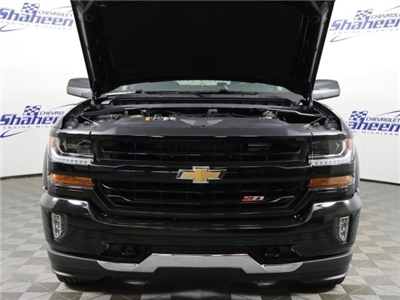 2018 Silverado 1500 Double Cab 4x4, Pickup #74049 - photo 5