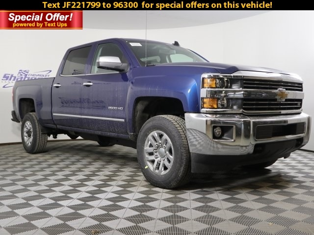 2018 Silverado 2500 Crew Cab 4x4, Pickup #74141 - photo 5