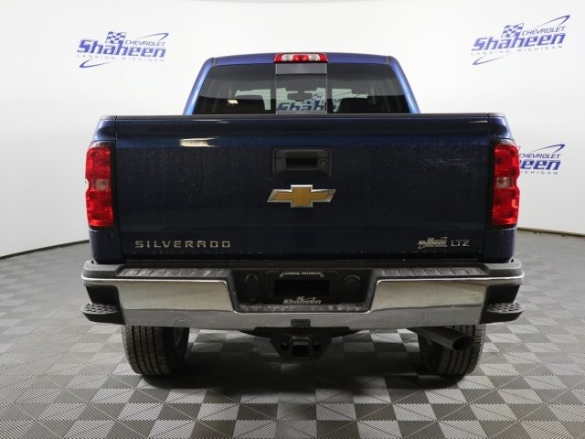2018 Silverado 2500 Crew Cab 4x4, Pickup #74141 - photo 14