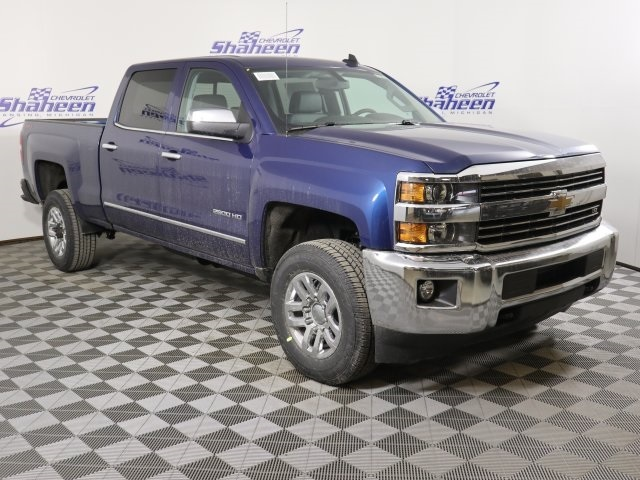 2018 Silverado 2500 Crew Cab 4x4, Pickup #74141 - photo 6