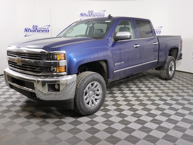 2018 Silverado 2500 Crew Cab 4x4, Pickup #74141 - photo 2