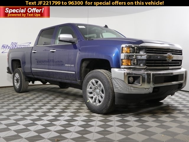 2018 Silverado 2500 Crew Cab 4x4, Pickup #74141 - photo 43