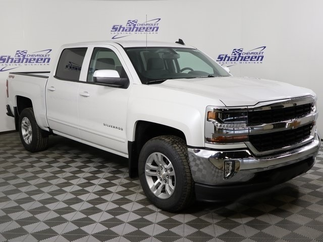 2018 Silverado 1500 Crew Cab 4x4,  Pickup #74256 - photo 3