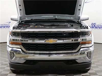2018 Silverado 1500 Crew Cab 4x4, Pickup #74256 - photo 5
