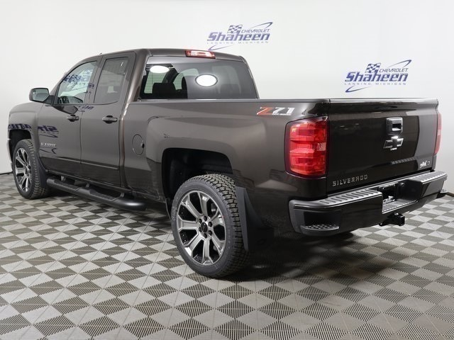 2018 Silverado 1500 Double Cab 4x4,  Pickup #74318 - photo 4