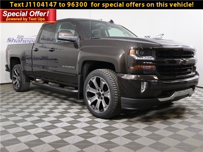 2018 Silverado 1500 Double Cab 4x4,  Pickup #74318 - photo 29