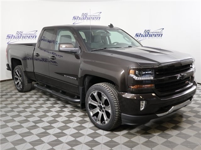 2018 Silverado 1500 Double Cab 4x4,  Pickup #74318 - photo 5