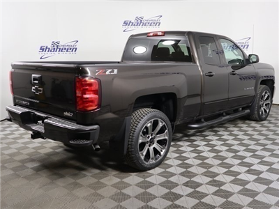 2018 Silverado 1500 Double Cab 4x4,  Pickup #74318 - photo 6