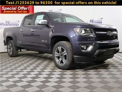 2018 Colorado Crew Cab 4x4,  Pickup #74346 - photo 26