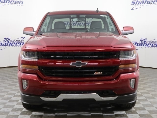 2018 Silverado 1500 Double Cab 4x4,  Pickup #74347 - photo 7