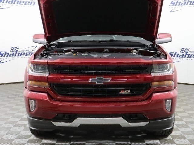 2018 Silverado 1500 Double Cab 4x4,  Pickup #74347 - photo 8