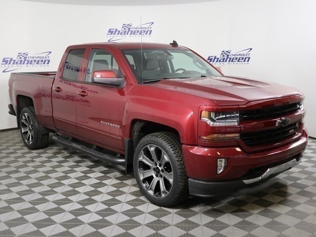 2018 Silverado 1500 Double Cab 4x4, Pickup #74347 - photo 4